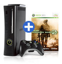 Microsoft Xbox 360 Elite 250GB + Extra Controller + Call Of Duty Modern Warfare 2