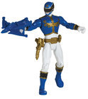 Power Rangers - Figuur Megaforce Blauw