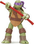 Teenage Mutant Hero Turtles Donatello 12cm - Actiefiguur