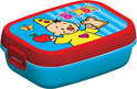Bumba Lunchbox Rood/Blauw