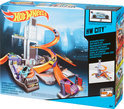 Hot Wheels – Skyscraper Spiraalbaan