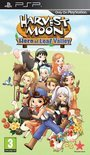 Harvest Moon, Hero of Leaf Valley  PSP