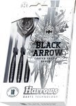 Harrows Black Arrow Softip 14 Gk - Dartpijlen