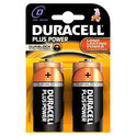 Duracell Plus Power D Alkaline Batterijen 2x Pak