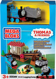 Mega Bloks Thomas de Trein - Logging Camp