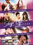 Step Up 1 t/m 4 Box