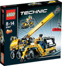 LEGO Technic Mini Mobiele Kraan - 8067