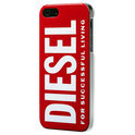 Diesel cover iPhone 5 'Red'