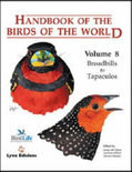 Handbook Of The Birds Of The World