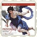 Tesori di Napoli Vol 5 - Provenzale: Vespro / Florio, et al