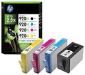 HP inktcartridges 920XL