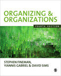 Organizing and Organizations