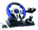 Logic3 Topdrive Rf Racestuur Zwart PS3