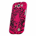 Replay Hard Case Animal Pink Galaxy S3