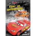 Cars Spellenblok 128 Bladzijden