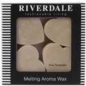 Riverdale Aroma wax melts Days - 10 cm - Beige