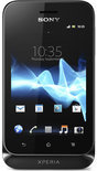 Sony Xperia Tipo - Zwart