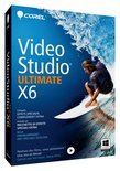 Corel, Video Studio Pro X6 Ultimate  NL / FR