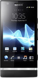 Sony Xperia P - Zwart