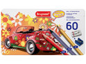 Bruynzeel Super Sixties Kever Blik - 60 kleurpotloden