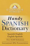 Random House Webster's Handy Spanish Dictionary