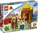 LEGO Duplo Ville Jessie Houdt De Wacht - 5657