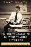 I'd Like to Apologize to Every Teacher