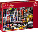 Jumbo Puzzel - Time Square New York