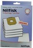 Nilfisk Stofzuigerzakken voor Powerserie