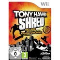 Tony Hawk, Shred Wii