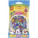 Strijkkralen 1000 Stuks Glitter  Hama