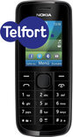 Nokia 113 - Zwart - Telfort prepaid telefoon