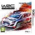 WRC, FIA World Rally Championship  3DS