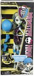 Monster High Rolschaatser Frankie Stein