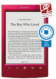 Sony Reader (PRS-T2) - Rood