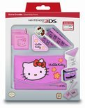Bigben Hello Kitty Pakket Roze 3DS
