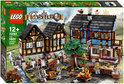LEGO Middeleeuwse Dorpsmarkt - 10193