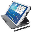 Trust Stile Folio Stand met stylus voor de Samsung Galaxy Tab3 8.0