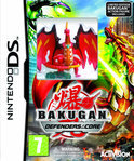 Bakugan Battle Brawlers: Defenders Of The Core + Action Figure
