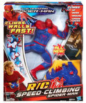 The Amazing Spiderman R/C Speed Climbing