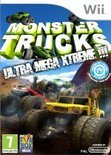 Monster Trucks: Ultra Mega Xtreme Wii