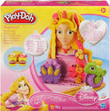 Play-Doh Rapunzel Kapsalon