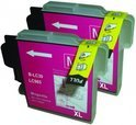 Brother LC 985 Magenta XL Duopack (LC-985M) 2x 20 ml