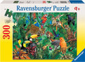 Ravensburger Puzzel - Wilde Jungle