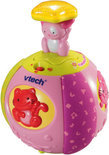 VTech Kiekeboe Bal - Roze