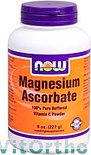 NOW Magnesium Ascorbaat Poeder - 227 gr