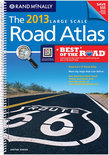 The 2013 Large Scale Road Atlas