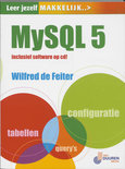 Leer Jezelf Makkelijk Mysql 5 + Cd-Rom