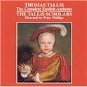 Tallis: English Anthems / Phillips, Tallis Scholars
