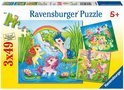 Ravensburger Puzzel - Pony's in Sprookjesland
